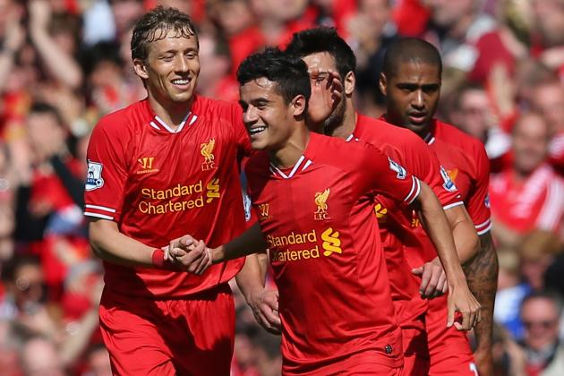 Premier League Fixtures 2013-14: Liverpool Can Be Hopeful of Top 4 by November
