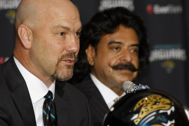 Jaguars Owner Shad Khan Stresses Commitment to London Game