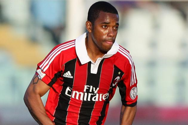 Transfer News: AC Milan's Robinho Could Be Too Expensive for Santos