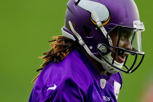 Vikings: Cordarrelle Patterson Gives Team Another Dynamic Kick Returner
