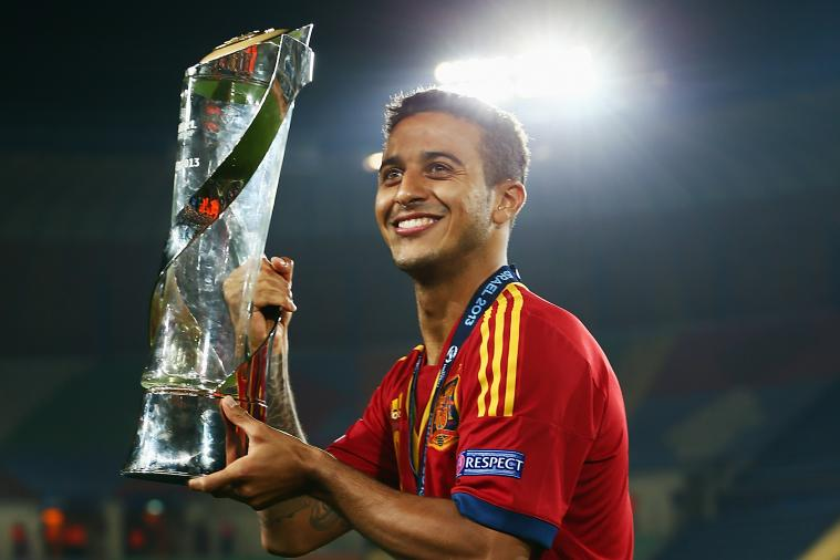 Manchester United Transfer Rumours: Club Must Make Push for Thiago Alcantara