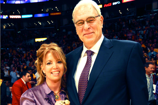 Lakers Owner Jeanie Buss Admits She Wanted Phil Jackson over Mike D'Antoni
