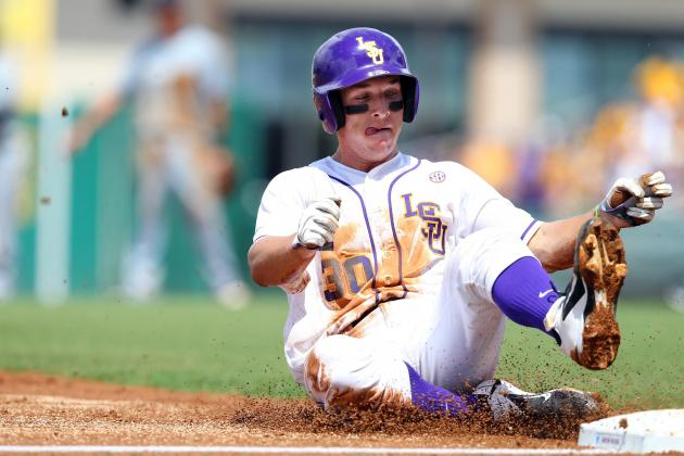 College World Series 2013: Players Who've Proved to Be Overrated