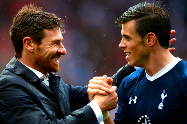 Gareth Bale Won't Be Sold from Tottenham, Says Andre Villas-Boas