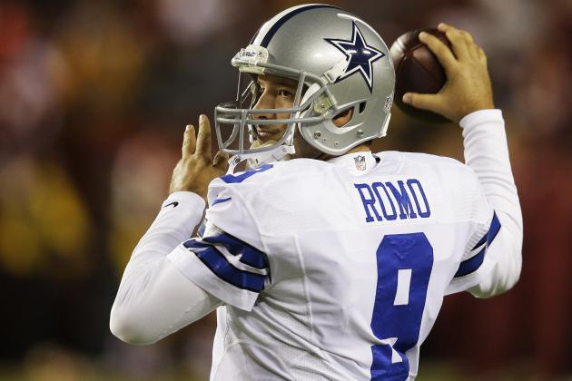 Roger Staubach: Tony Romo Is a Championship Quarterback