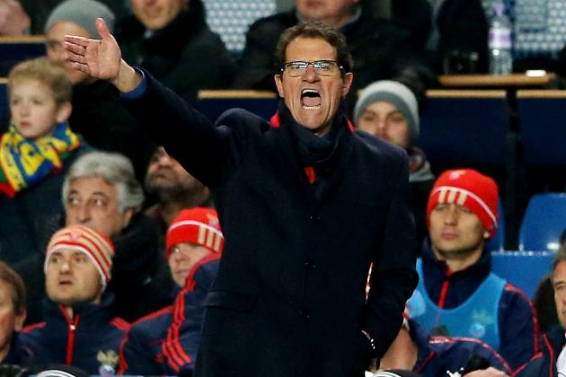 Fabio Capello Follows André Villas-Boas in Rejecting PSG's Overtures