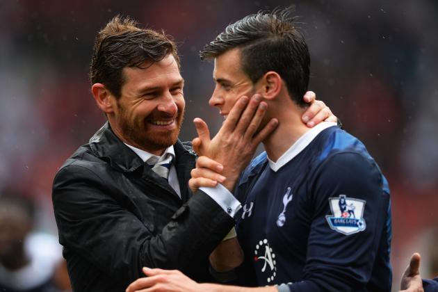 Gareth Bale Will Not Leave Tottenham, Andre Villas-Boas States