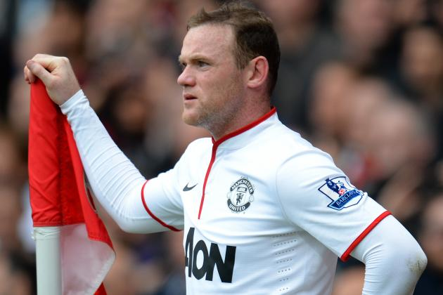 Arsenal Transfer Rumours: Gunners Shouldn't Expect Wayne Rooney Signing