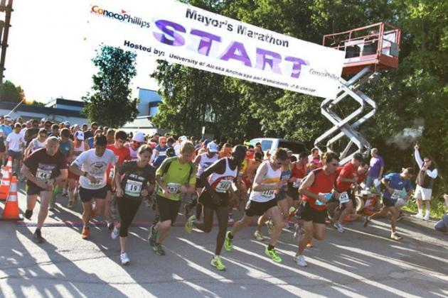 Anchorage Mayor's Marathon 2013: Route, Date, Start Time and More