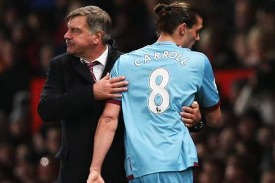 Allardyce: Getting Carroll Wasn't Cheap, but We've Done It Wisely