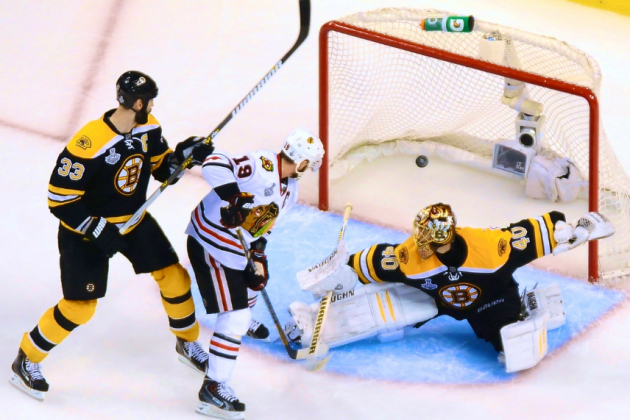 Stanley Cup 2013: Suddenly Shaky 'D' Costs Boston Bruins Golden Opportunity