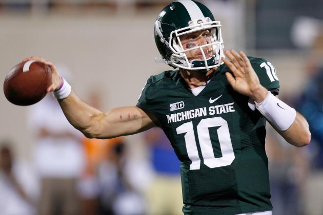 Dantonio Confident Experienced Andrew Maxwell Will Be More Productive