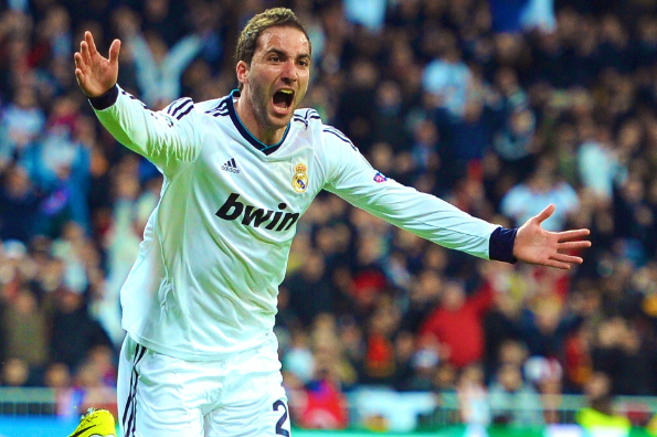 Gonzalo Higuain to Arsenal: Gunners Reportedly Will Sign Real Madrid Striker