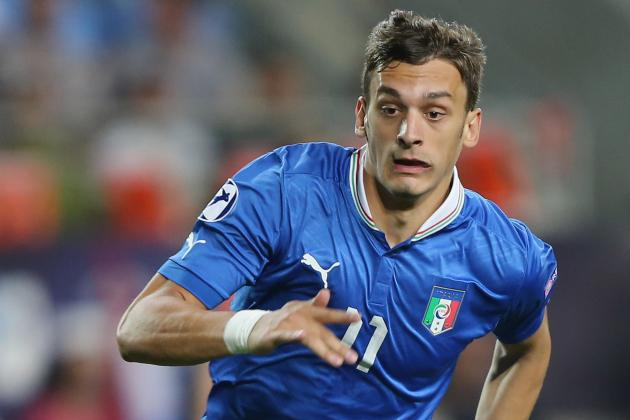 Gabbiadini Wants Chance to Play Abroad