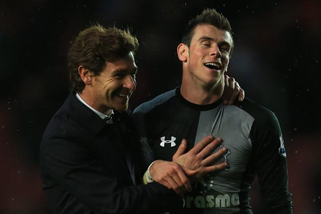 Gareth Bale Will Be at Tottenham Next Season, Insists André Villas-Boas