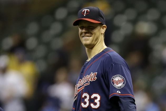 Justin Morneau Snapped Homerless Streak, High-Fived Invisible Teammates