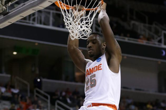 Syracuse's Rakeem Christmas, Michael Gbinije Will Play in Estonia Next Month