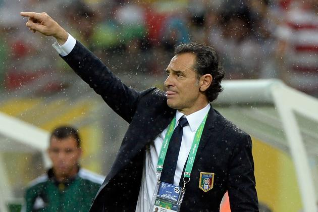 Cesare Prandelli Admitted Italy 'Struggled Like Crazy' Against Japan