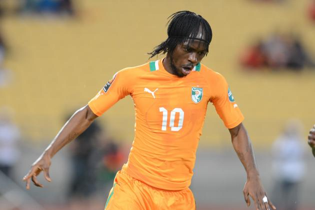Transfer News: Arsenal's Gervinho Admits He Is Flattered by Marseille Link