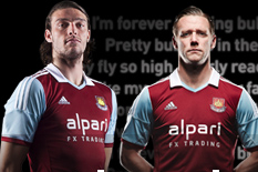 Hammers Launch Adidas Home Kit
