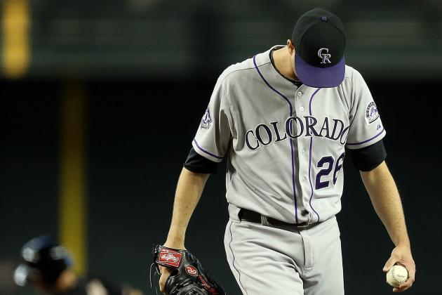 Francis Leaves Rox to Make Room for Oswalt