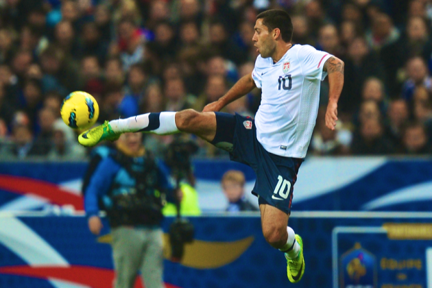 Why Clint Dempsey Is Ready to Be the Leader for USMNT