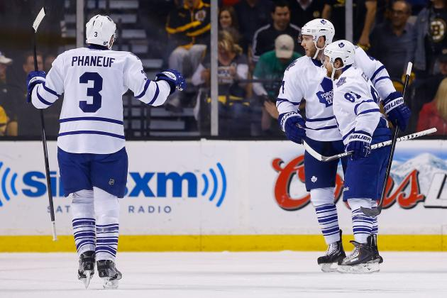 Toronto Maple Leafs: A Blueprint to Filling out Toronto's Defensive Core