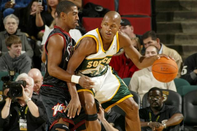 Kevin Ollie Has Seen Ray Allen Sink Big Shots Before