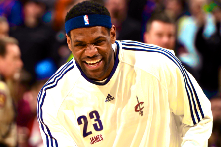 Timeline of LeBron James' Headband Love Affair