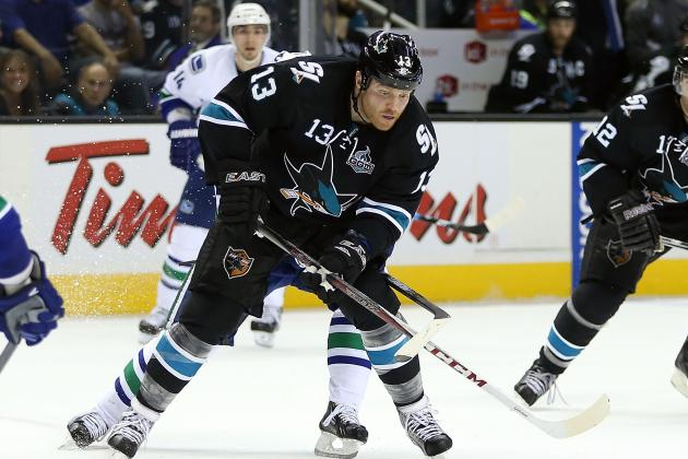 Report: Torres Signs 3-Year/$6M Deal with Sharks