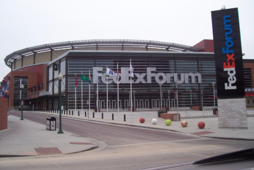 Memphis Will Host Gonzaga at FedExForum This Season