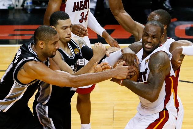 Heat vs. Spurs: Keys to Victory for Each Team in Game 7