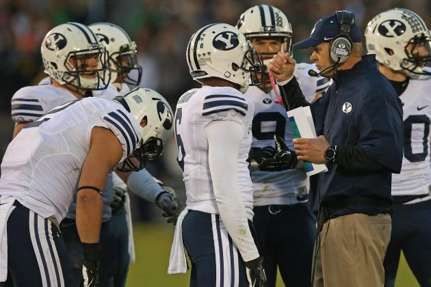 BYU Is a Football Power in the Modern Era