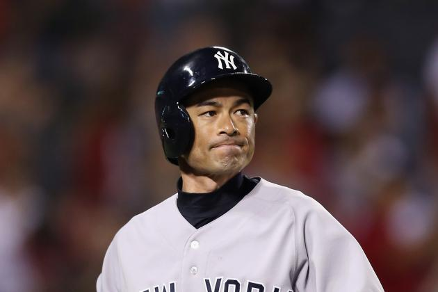 Ichiro Suzuki Proving Valuable to Banged Up Yankees Lineup