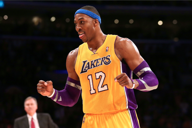 Dwight Howard Would Be Crazy Leaving the Lakers This Summer