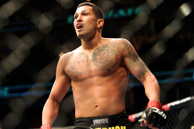 Anthony Pettis' Knee Injury Will Keep Him Out for 6 Weeks
