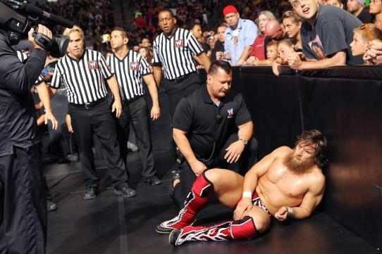 Daniel Bryan's Backstage Argument with Triple H Is the Best Thing for His Career