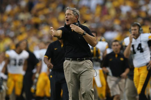 Recruiting Weekend on Tap for Hawkeyes
