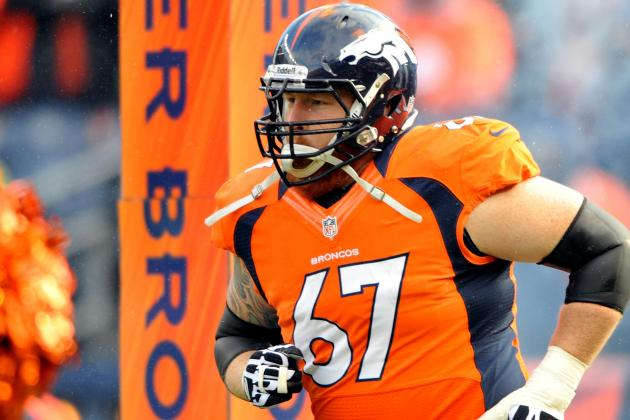 Source: Broncos to Sign Veteran Center Dan Koppen