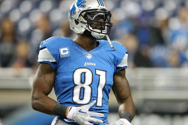 Stevie Johnson's Workout Goal: A Body Like Megatron's