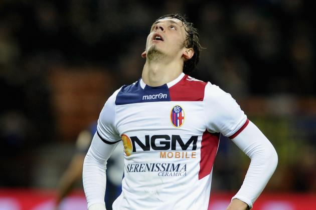Juve Adds Gabbiadini in Jovetic Bid