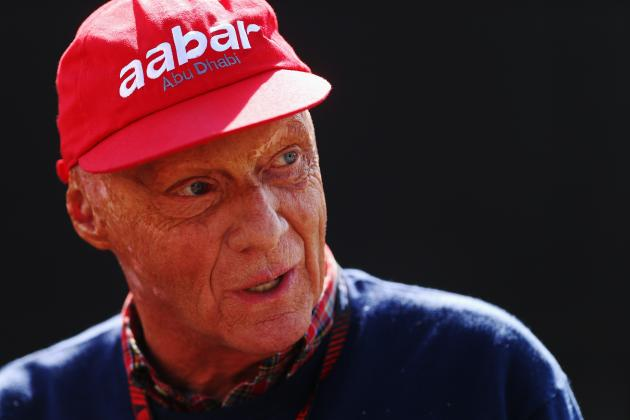 Niki Lauda Tried to Avoid Tribunal for Mercedes