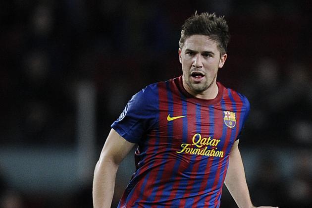 Barcelona Transfer Defender Andreu Fontàs  to Celta Vigo