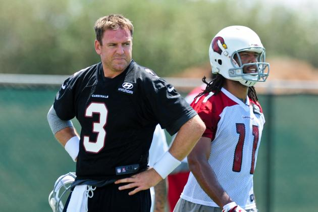 Debate: What Will Fitzgerald's 2013 Stats Look Like with Palmer at QB?