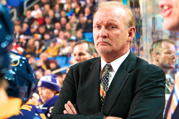 Lindy Ruff Named Dallas Stars Head Coach