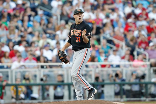Of Interest: Matt Boyd Masterful in 1-0 Win over Indiana in CWS
