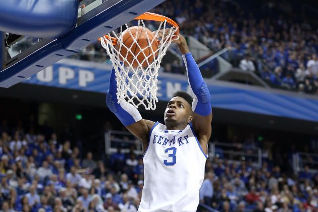 Nerlens Noel Drafted by New Orleans Pelicans, Reportedly Traded to 76ers