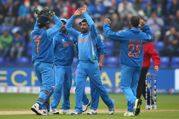 England vs. India: ICC Champions Trophy Final 2013 Date, Start Time and Preview