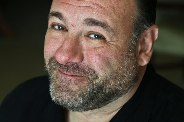 James Gandolfini, a Great Actor and a Football Fan