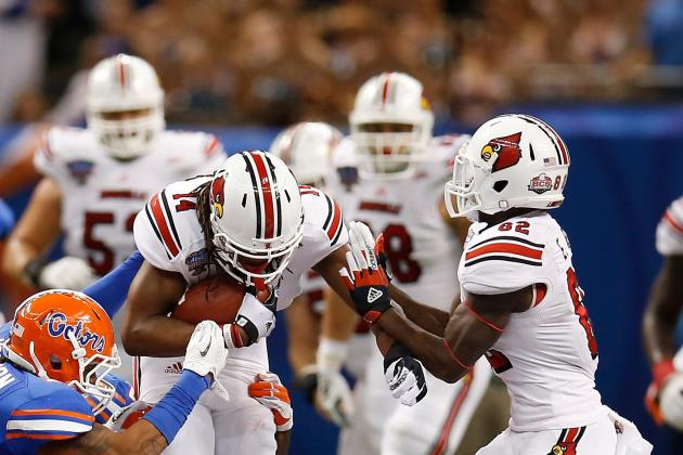 Football Schedule First Look: Louisville Cardinals